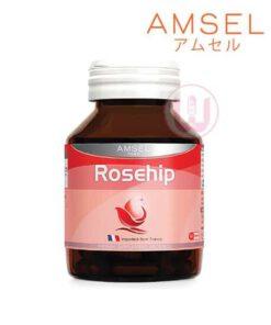 Amsel Rosehip