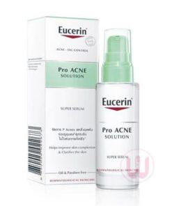 Eucerin pro acne super serum เซรั่มสำหรับผู้เป็นสิว