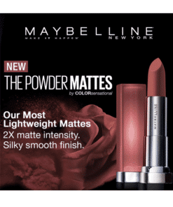 MAYBELLINE LIP MATTE BY COLOR SENSATIONAL