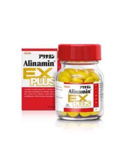 alinamin ex plus อาหารเสริมบำรุงร่างกาย