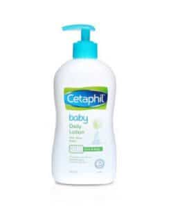 cetaphil baby daily lotion new