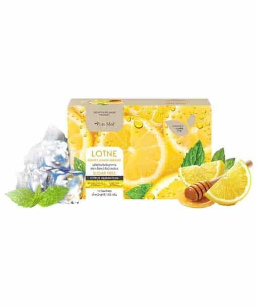 lotne honey lemon