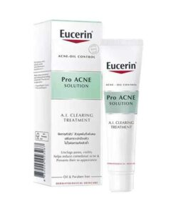 ครีมสิว Eucerin ai clearing treatment
