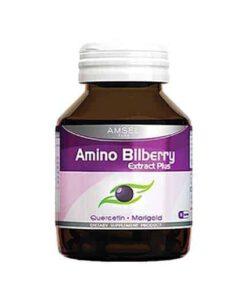 Amsel amino bilberry