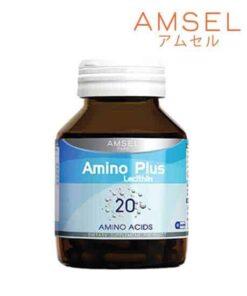 Amsel amino plus lecithin