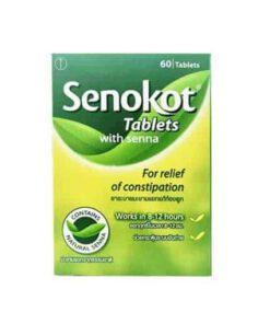 senokot เสโนคอต