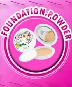 แป้งผสมรองพื้น - Foundation Powder