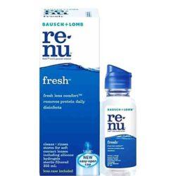 Renu fresh multi purpose solution