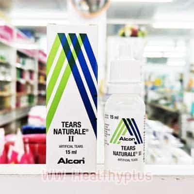 น้ำตาเทียม alcon
