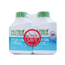 nutrimaster fish oil